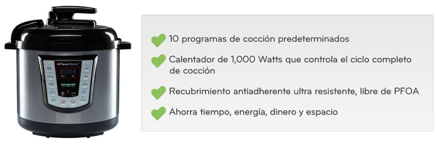 FlavorMaster 10 Programas